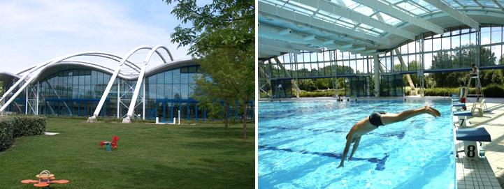 Rencontres professionnelles de la piscine publique for Conception piscine publique